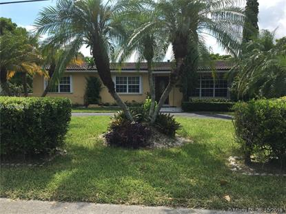 5860 SW 63rd Ave  South Miami, FL MLS# A10526451