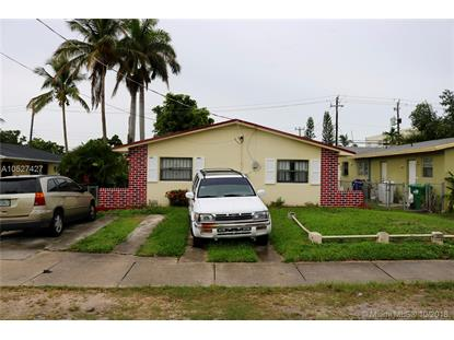 1387 NE 110th Ter  Miami, FL MLS# A10527427