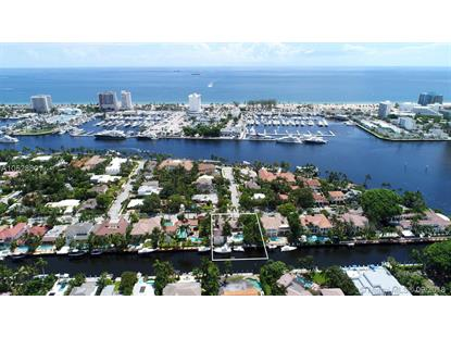 725 POINCIANA DRIVE  Fort Lauderdale, FL MLS# A10528801