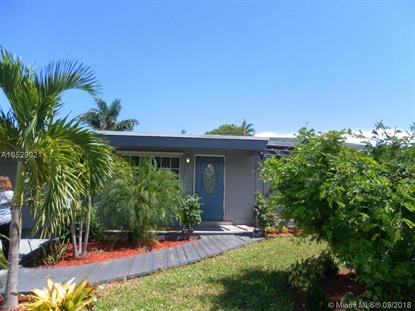 5208 NE 2nd Ave  Oakland Park, FL MLS# A10529021