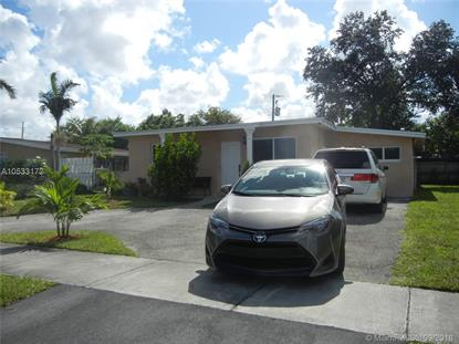 3630 SW 40th Ave  West Park, FL MLS# A10533172