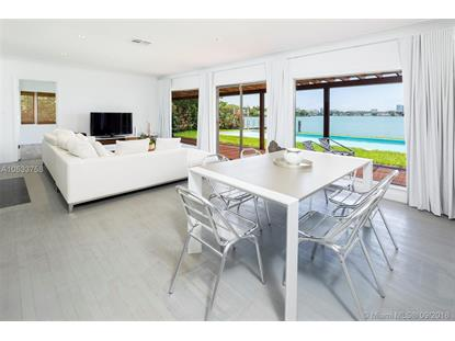 1660 Bay Drive  Miami Beach, FL MLS# A10533758