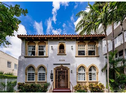 1528 Drexel Ave  Miami Beach, FL MLS# A10535432