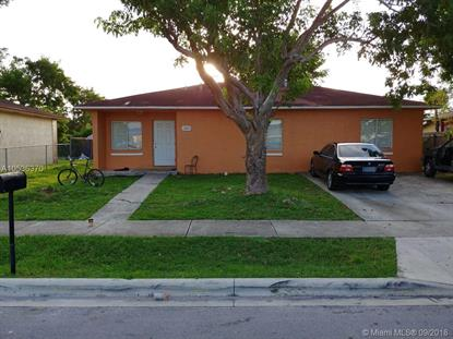 1305 NW 7th Ave  Florida City, FL MLS# A10536370