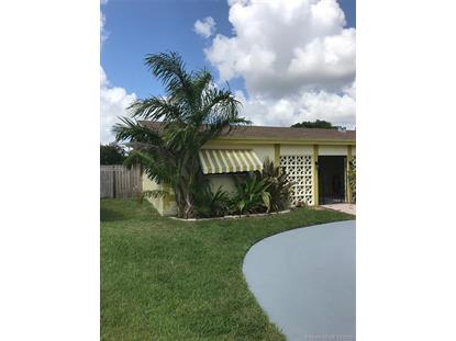 3912 E Lake Ter  Miramar, FL MLS# A10536782