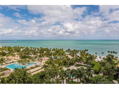 799 Crandon Blvd  Key Biscayne, FL MLS# A10536888