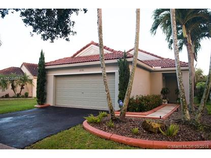 1236 Majesty Ter  Weston, FL MLS# A10538871