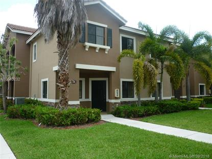 Address not provided Cutler Bay, FL MLS# A10540232