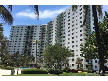 3001 S Ocean  Hollywood, FL MLS# A10541153