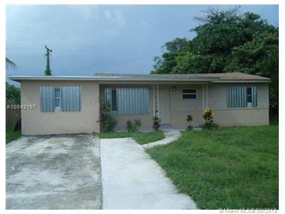 Address not provided Miramar, FL MLS# A10542187