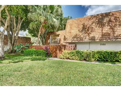 2151 Orange Grove Dr  Davie, FL MLS# A10542225