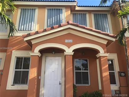 10858 SW 243rd Ln  Homestead, FL MLS# A10543520