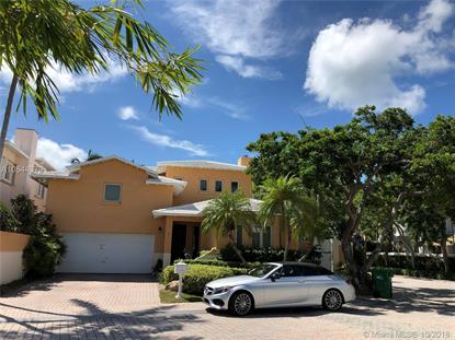 1 Turtle Walk  Key Biscayne, FL MLS# A10544379