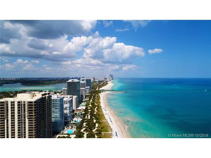 9801 Collins Ave  Bal Harbour, FL MLS# A10549611