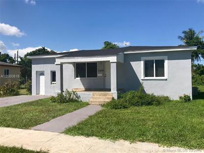 1159 NE 160th St  North Miami Beach, FL MLS# A10550818