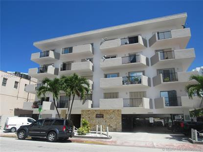6965 Harding Ave  Miami Beach, FL MLS# A10554224