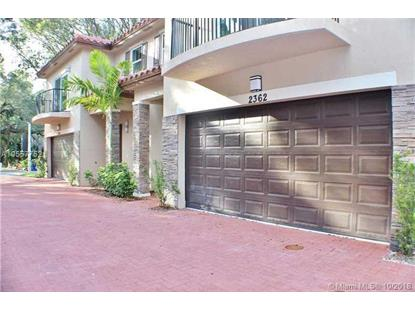 2362 SW 18th Ave  Fort Lauderdale, FL MLS# A10557752