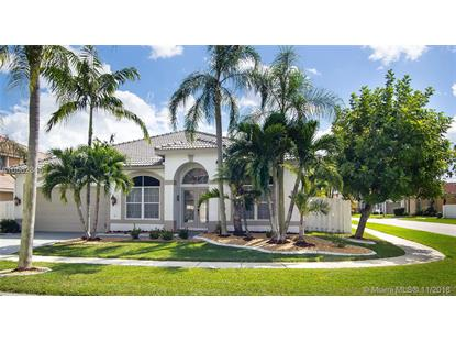 17882 SW 5th Street  Pembroke Pines, FL MLS# A10562345