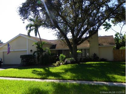 10400 SW 49th Mnr  Cooper City, FL MLS# A10562767