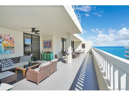 9801 Collins Ave  Bal Harbour, FL MLS# A10563333