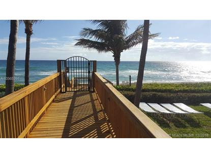 3400 S Ocean Blvd  Highland Beach, FL MLS# A10565391
