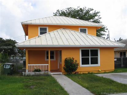 170 NW 4th St , Homestead, FL