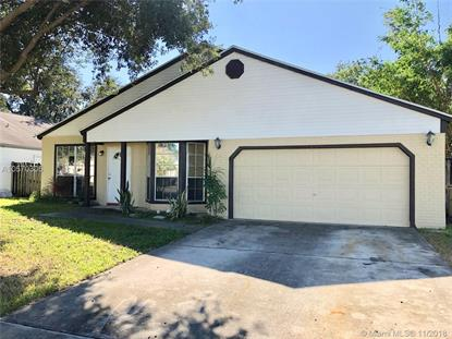13500 SW 9th Pl  Davie, FL MLS# A10570305
