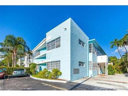 2850 Pine tree Dr  Miami Beach, FL MLS# A10570834