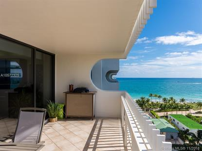 10205 Collins Ave  Bal Harbour, FL MLS# A10572325