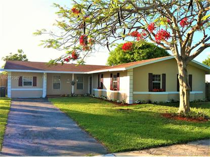 9545 Tiffany Drive  Cutler Bay, FL MLS# A10572367