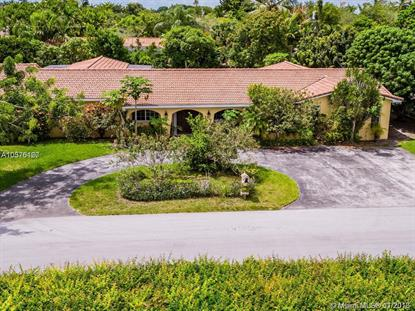 7120 SW 107th Ter  Pinecrest, FL MLS# A10575127