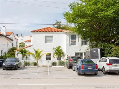 2816 Pine Tree Dr  Miami Beach, FL MLS# A10576523