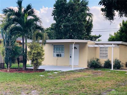 1120 N 61st Ave  Hollywood, FL MLS# A10579216