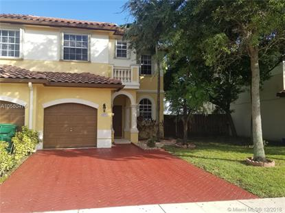 4931 SW 135th Ave  Miramar, FL MLS# A10580475