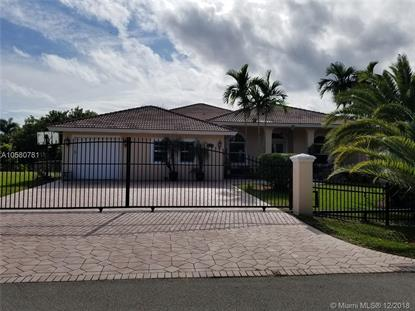 12252 NW 25th St  Plantation, FL MLS# A10580781