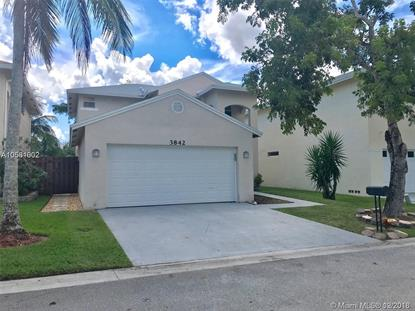 3842 NW 23RD MNR  Coconut Creek, FL MLS# A10581002