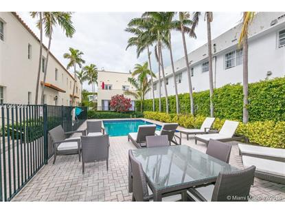 1500 Pennsylvania Ave  Miami Beach, FL MLS# A10581516