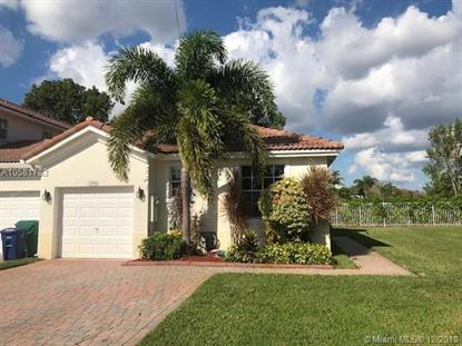 2501 SW 187th Ave  Miramar, FL MLS# A10581783