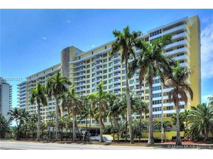 5600 Collins Ave  Miami Beach, FL MLS# A10581921
