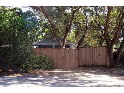 3075 McDonald Avenue  Coconut Grove, FL MLS# A10582099