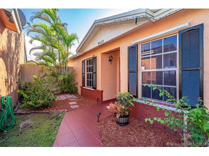 8612 NW 192nd Ter  Hialeah, FL MLS# A10582310