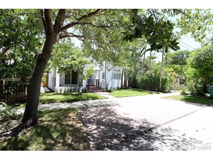 2511 Tequesta Ln  Miami, FL MLS# A10582863