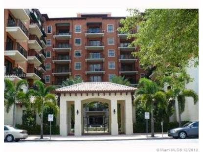 100 Andalusia Ave  Coral Gables, FL MLS# A10583093