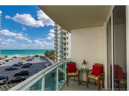 3001 S Ocean Dr  Hollywood, FL MLS# A10583310