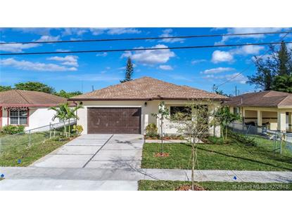 5613 Fletcher St  Hollywood, FL MLS# A10583344