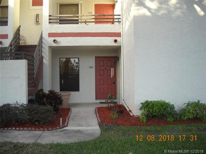11508 NW 10th St  Pembroke Pines, FL MLS# A10583393