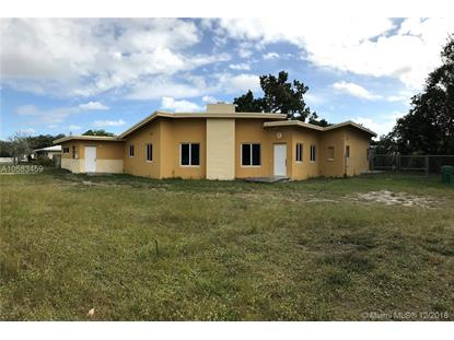 190 NW 135th St  Miami, FL MLS# A10583459