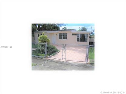 1540 NE 155th ter  North Miami Beach, FL MLS# A10584100