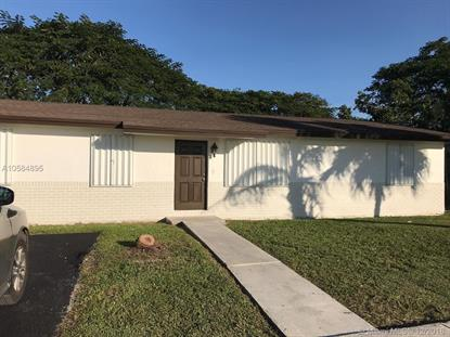 95 SW 18th Ave  Homestead, FL MLS# A10584895