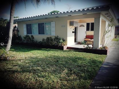 2032 Monroe St  Hollywood, FL MLS# A10585218